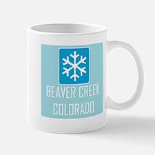 Beaver Creek Snowflake Mug