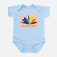 Think Outside the Binder Infant Bodysuit