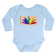 Thinks Outside the Binder- Long Long Sleeve Infant