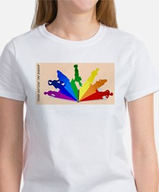 Thinks Outside the Binder- Long Tee