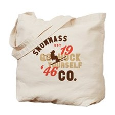 Go Huck Yourself Snowmass Tote Bag