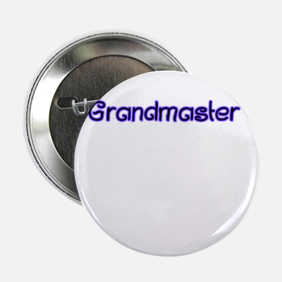 "GrandMaster the head of various orders 2.25"" Butto"