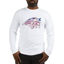 Long Sleeve Cuttlefish T-Shirt