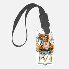 Immaculate Heart of Mary Luggage Tag