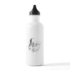 human.jpg Water Bottle