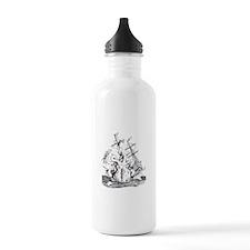 Cephlapod.jpg Stainless Water Bottle 1.0L