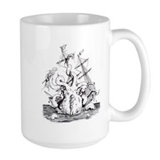 Cephlapod.jpg Large Mug