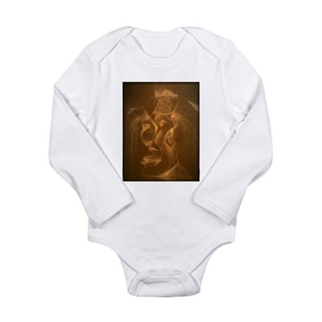 Bunny Long Sleeve Infant Bodysuit
