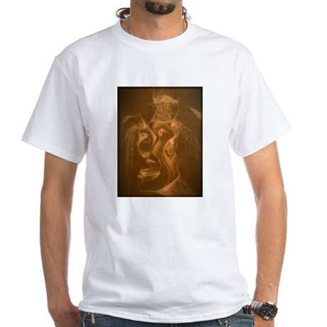 Bunny White T-Shirt