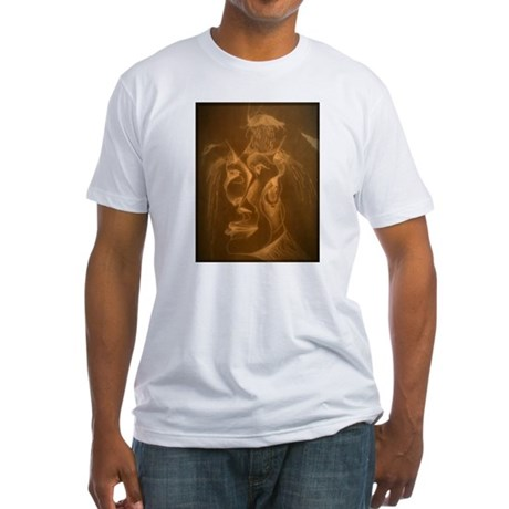 Bunny Fitted T-Shirt