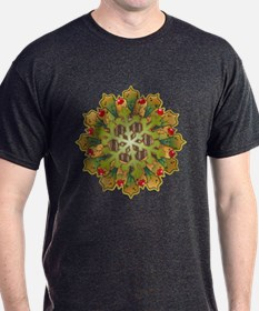 Holiday Snowflake T-Shirt
