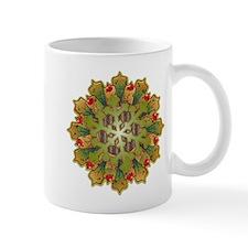 Holiday Snowflake Mug