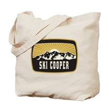 Ski Cooper Sunshine Patch Tote Bag