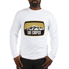 Ski Cooper Sunshine Patch Long Sleeve T-Shirt