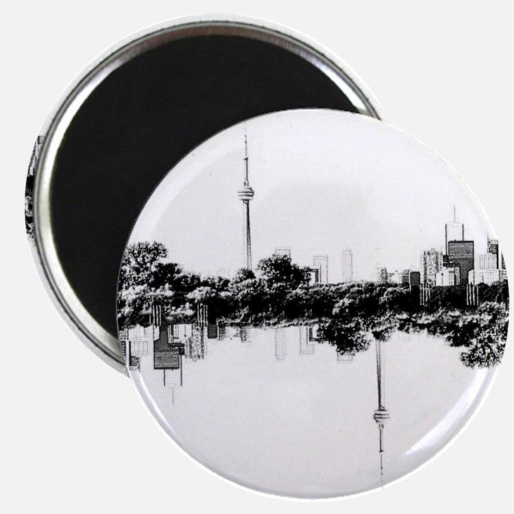 Toronto Reflection Magnet