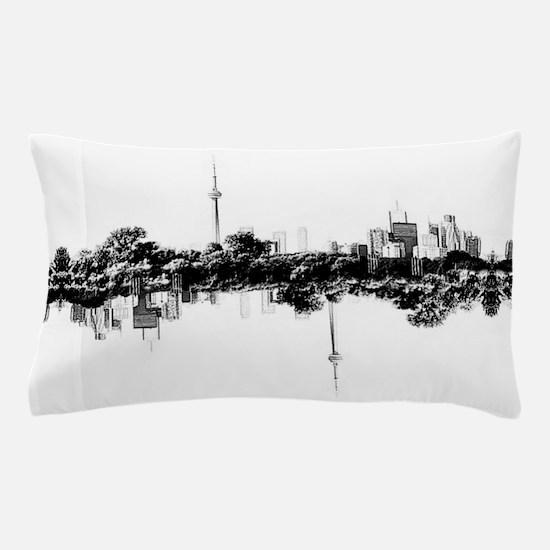 Toronto Reflection Pillow Case