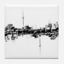 Toronto Reflection Tile Coaster
