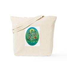 Tote Bag Green Tara