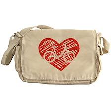Cute Bicycle Messenger Bag