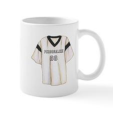 Personalized Sports Jersey Mug