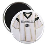 Personalized Sports Jersey Magnet