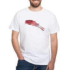 digital cuttlefish.jpeg White T-Shirt