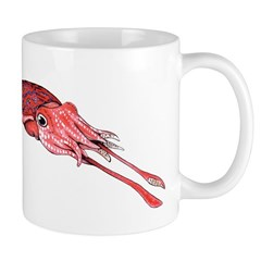 digital cuttlefish.jpeg Mug