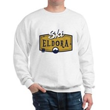 Ski Eldora Patch Sweatshirt