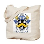 Dunse Coat of Arms Tote Bag