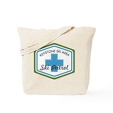 Keystone Ski Patrol Badge Tote Bag