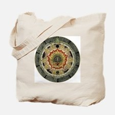 Cosmic Rose Tote Bag