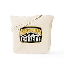 Breckenridge Sunshine Patch Tote Bag