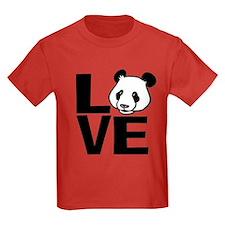 Love Panda T