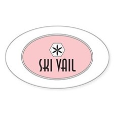Retro Vail Patch Decal