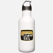 Vail Sunshine Patch Water Bottle