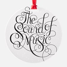 sound of music logo Ornament