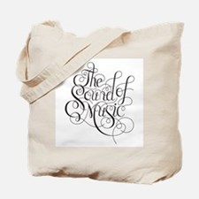 sound of music logo Tote Bag