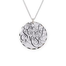 sound of music logo Necklace