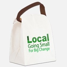 Go Local - Going Small for Big Change Canvas Lunch