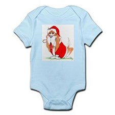 Santa Norman Infant Bodysuit