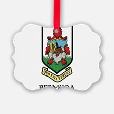 Coat of Arms Bermuda Ornament