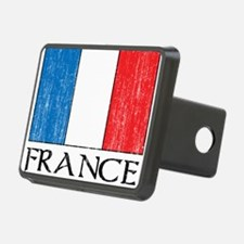 France Flag Hitch Cover