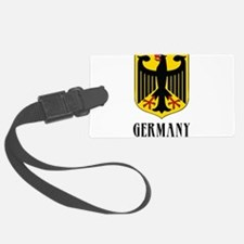 German Coat of Arms Luggage Tag