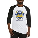 Downie Coat of Arms Baseball Jersey