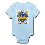 Downie Coat of Arms Infant Creeper