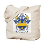 Downie Coat of Arms Tote Bag