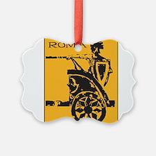 Roma Ornament