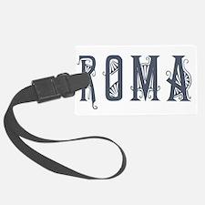 Roma 2 Luggage Tag