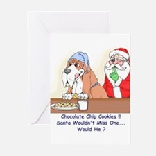 Milk and Cookies Greeting Cards (Pk of 10)