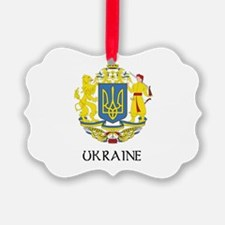 Coat of Arms of Ukraine Ornament